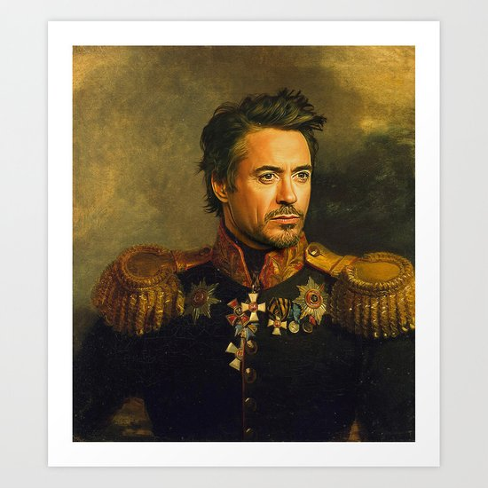 Robert Downey Jr. - replaceface by replaceface