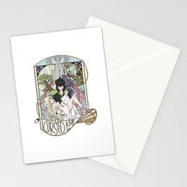Cursed Love - Mavis and Zeref Stationery Cards