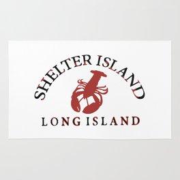 Shelter Island - Long Island. Rug