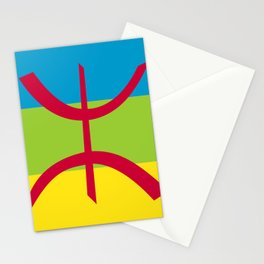 Flag of Berber Stationery Cards