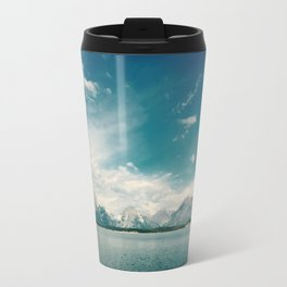Nautical Tetons Travel Mug