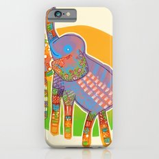 The Quilted Jungle Slim Case iPhone 6s
