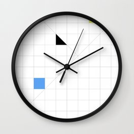 Paradigm in Primary Wall Clock