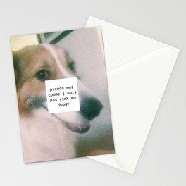 Maddie Dog Stationery Cards