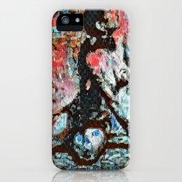 O: Walls Oppressive iPhone Case