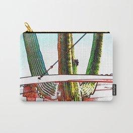 Pinnacle Peak Saguaro Carry-All Pouch