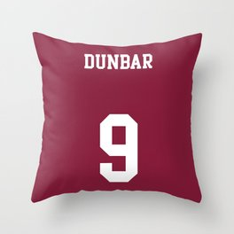 DUNBAR - 9 Throw Pillow