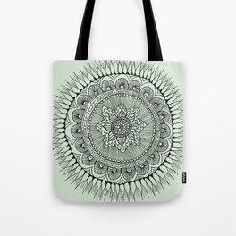Mandala 3 Tote Bag