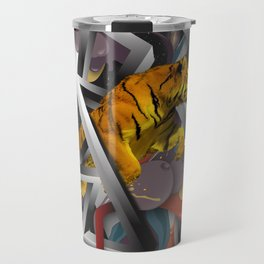 Year of The Tiger Travel Mug