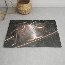A different kind of intimacy Rug