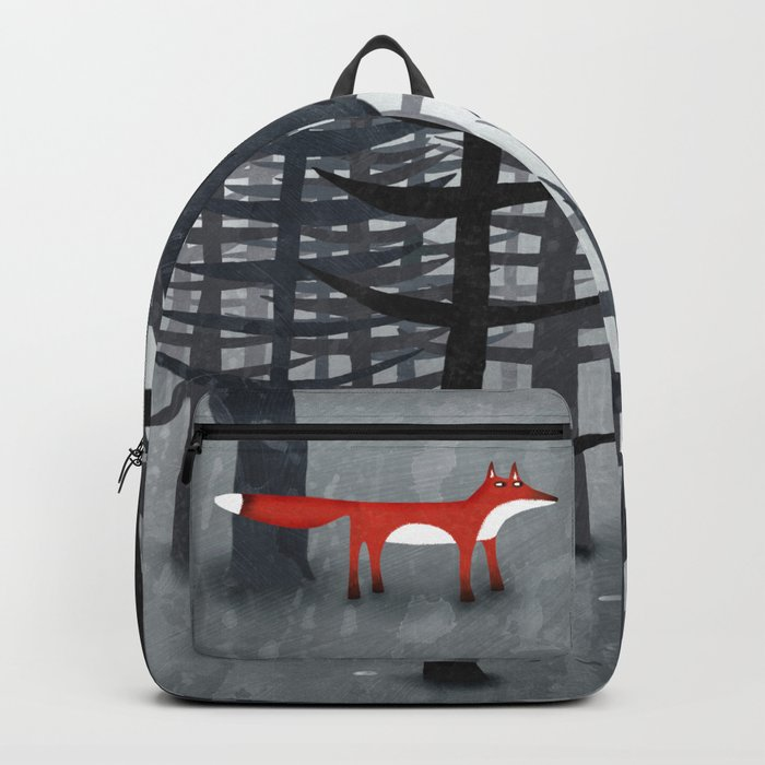 The Fox and the Forest Backpack