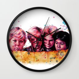Hey You Guys! Wall Clock