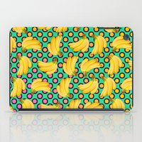 banana iPad Cases featuring banana by mark ashkenazi