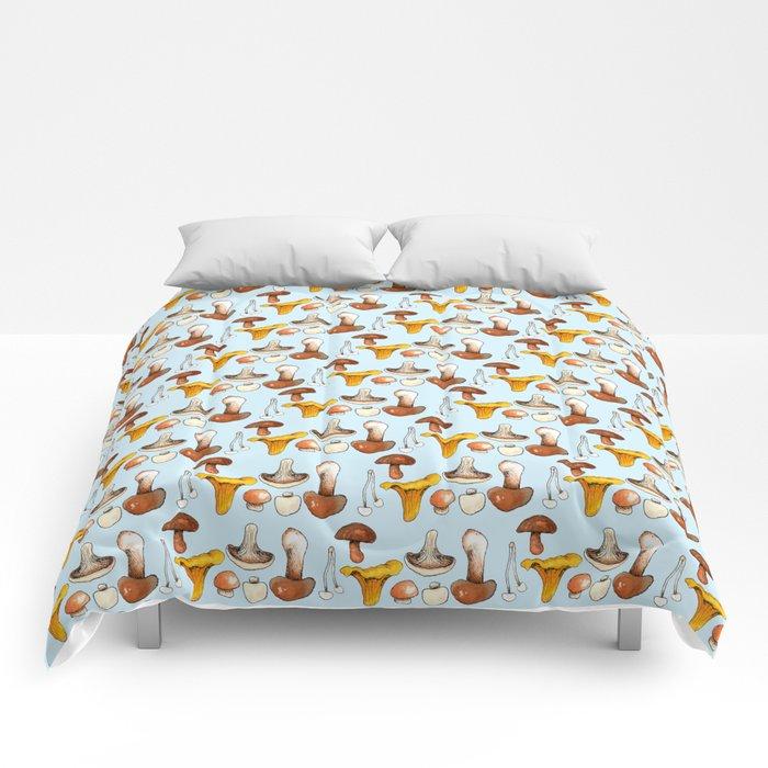 Mushroom Skin Comforters
