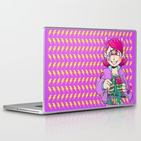 cyclops Laptop & iPad Skins featuring Cyclops organs by Thais Magnta Canha