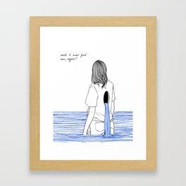 Will I Framed Art Print