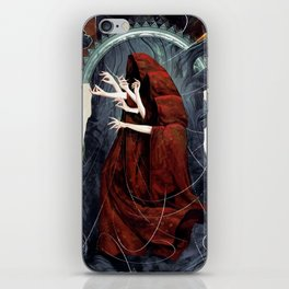 FATED : The Silent Oath - Norns  iPhone Skin