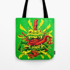 BEASTBURGER Tote Bag