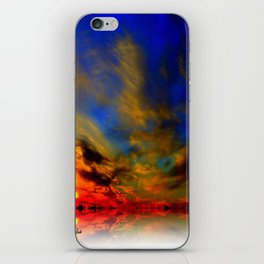 Sunset's Reflection iPhone Skin