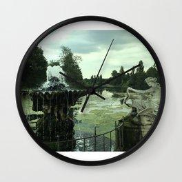 London Garden Wall Clock