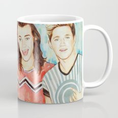 One Direction, Louis, Niall, Liam, Harry, Singer Mug
