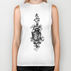 IN BLOOM #03 Biker Tank