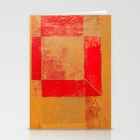lion Stationery Cards featuring Lion by Fernando Vieira