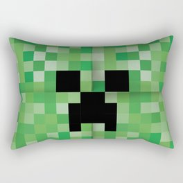 Creeper Rectangular Pillow