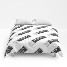 CHAPSTICK LESBIAN Comforters