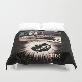 Not If I Can Stop It! Duvet Cover