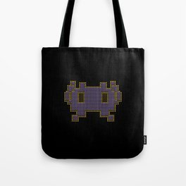 Space Invader Tote Bag