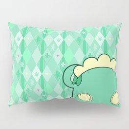 Monochromatic Kuma Lulu Pillow Sham