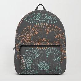 Flirty Doilies Backpack