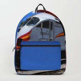 New Mexico Rail Runner Backpack