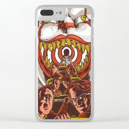 Derry is Calling - It: Chapter 2 Clear iPhone Case