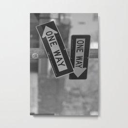 NYC2 Metal Print