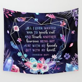 Shatter Me Wall Tapestry