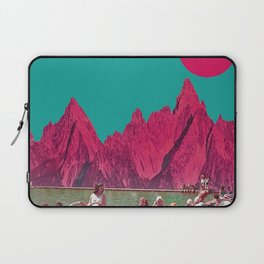 saturday      vintage,women,girl,retro,pop art,80s,swiming pool,mountain,collage art,artsy,collor,ta Laptop Sleeve