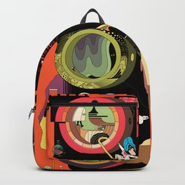 I Think It's a Boat Backpack