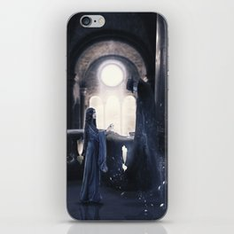 The shadows are deceiving iPhone Skin