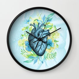 Rest Your Heart Here, Dear Wall Clock