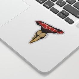 Sexy mushrooms Sticker