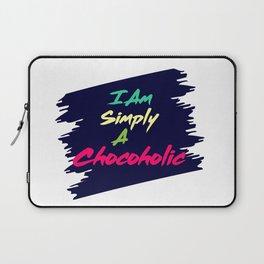 Chocoholic Laptop Sleeve
