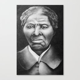 Harriet Tubman Canvas Print