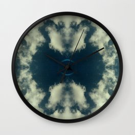not so organic Wall Clock