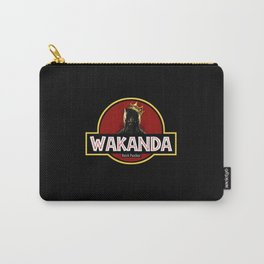 wakanda black panther Carry-All Pouch