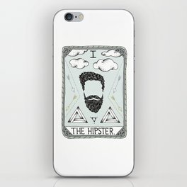 The Hipster iPhone Skin