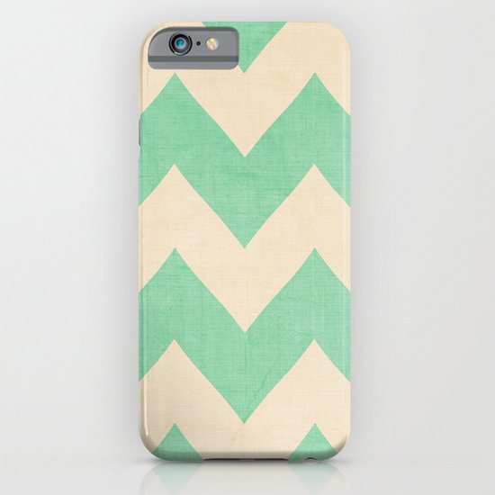 Malibu - Chevron iPhone & iPod Case