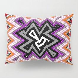 abstract zees 6 Pillow Sham