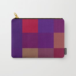 Expect Victory (95 Northwestern Wildcats) Carry-All Pouch
